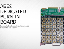 ABES Dedicated Burn-in Board.