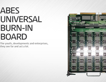 ABES Universal Burn-in Board