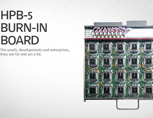 HPB-5 Burn-in Board